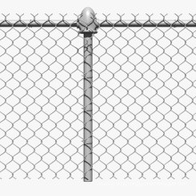 2020 hot sale high quality chain link fence/wire mesh fence price