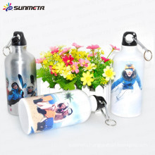 sport bottle/sport drink bottle/aluminum sport water bottle for sublimation