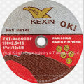 Super Thin Cutting Disc for Stainless Steel Cutting Wheel