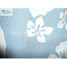125D*150D Printing Polyester Twill Peach Skin Fabric