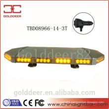 Strong Magnetic Mini Lightbar Warning Lightbar for police car, fire truck , ambulance