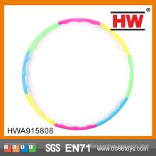 Красочные Пластиковые Спортивные Игры Для Детей Hula Hoop