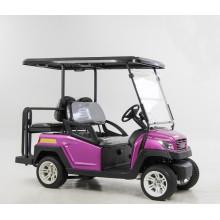 Chariot de vente de golf électrique de 4 sièges de châssis d'alun de la vente chaude 48V