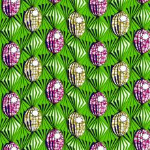 Africa market cotton wax clothes fabrics
