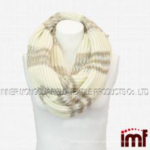 Women' s Stylish Super Soft Winter Knit Warm Infinity Scarf