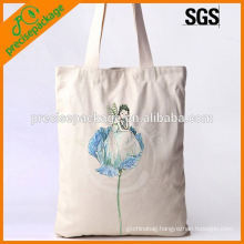 canvas Cotton hand bag with artistic printing