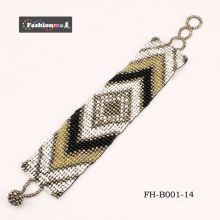 bracelets populaire matériau perle pour fille fashion