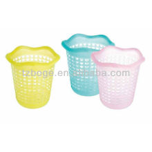 récipients en plastique de déchets de bureau moule