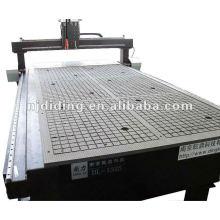CNC rack and pinion woodworking machine