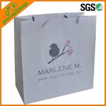 saco de papel kraft branco saco de pano saco de compras