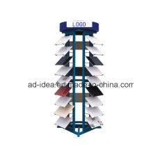 Multi-Level Metal Display/ Quartz Custom Display Tower