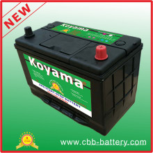 Koyama AGM-SSD31-27-12V80ah AGM Start-Stop Battery
