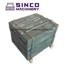 Barra de soplado de piezas de trituradora de impacto de alta calidad