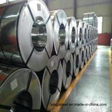 Bobines d'acier galvanisé plongé chaud pour Construction