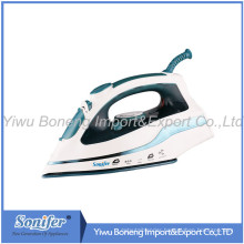 Electric Steam Iron Mi533 Electric Iron with Ceramic Soleplate (Blue)