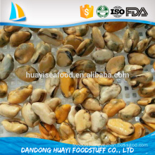 Frozen boiled mussel meat, China, manufacturer, supplier, exporter,