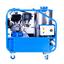 Degreasing Use and Manual Cleaning Type Hot Water Pressure Washer