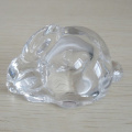 Clear Glass Bunny Shape Trinket Voor haome Ornament