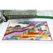LJ-Embroidery Machine single head flat embroidery machine
