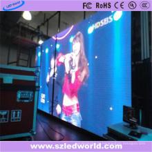 П4.81 крытый арендный Дисплей СИД полного цвета рекламируя экран