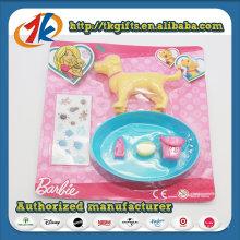 Brinquedo promocional de plástico Mini Animal Play Set
