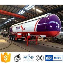 Caminhão-tanque 56000 litros 3 eixos LPG