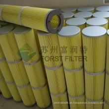 FORST Industrial Cement Plant Bag Filter für Zement Staub Sammeln