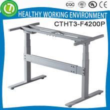 Электрический Лифт сесть или стоя стол рамка мобильный компьютерный стол для школьных парт