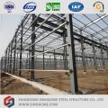 Taller de estructura de acero ligero prefabricado