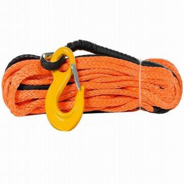12 Strands Braided Winch Rope