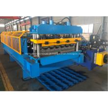 Máquina formadora de rolos de telha esmaltada de alumínio 1010