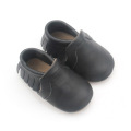 Mode Schuhe New Born Baby Mokassins in Buck