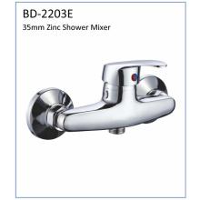 Bd2203e Torneira de chuveiro de alavanca de zinco de 35mm Zinc