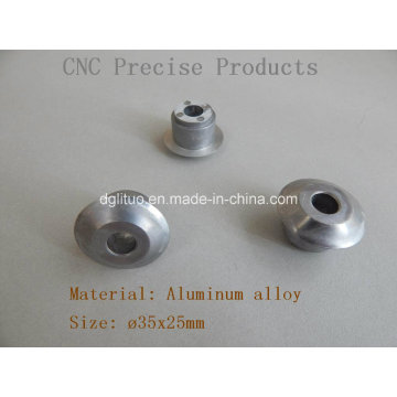 Lampenabdeckung / CNC Präzise Produkte / LED Beleuchtung Teile