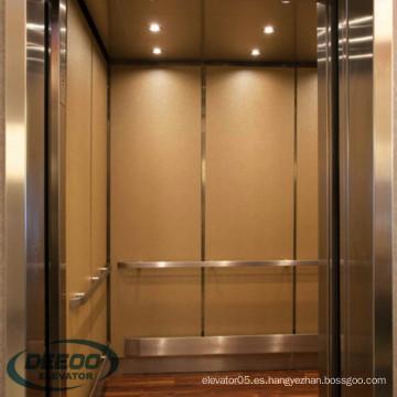 Hotel Small Lift Edificio residencial 6person Pasajero 450kg Elevator