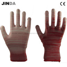 PU Coated Electronic Work Gloves (PU003)