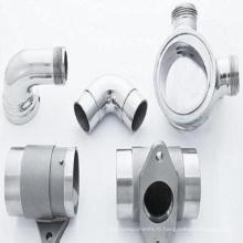 Pièces de moulage de machines d'extraction de moteur en acier (bâti en acier)