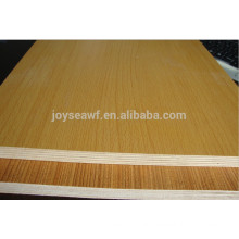 double sided melamine laminated plywood melamine faced plywood for cabinets