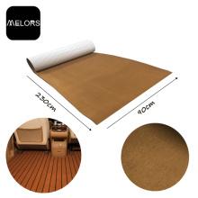 Folha de piso de espuma composta Melors para decks