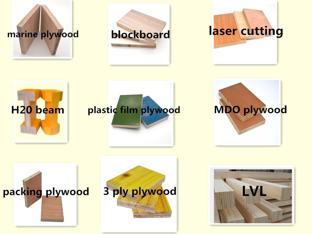 6mm wood grain hardboard 2400 x 1200 with CE certificate