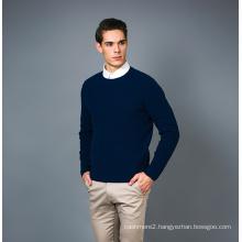 Men′s Fashion Cashmere Sweater 17brpv068