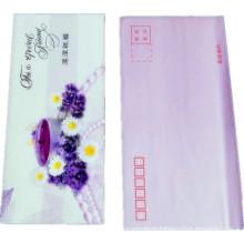 Four Colors Fancy Custom Greeting Card Printing