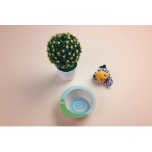 (BC-BP1006) High Quality Bamboo Fiber Tableware Baby Bowl