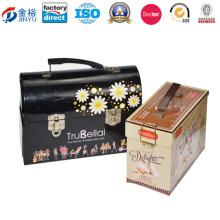 Custom Lunch Suitcase mit Griff zum Mittagessen Jy-Wd-2015121303
