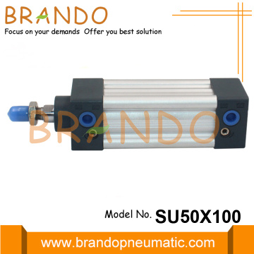 Airtac Type SU50X100 Air Pneumatic Cylinder Double Acting