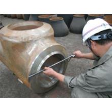 WPC Stahl T-Stück