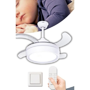 Ventilateur de plafond intelligent WIFI