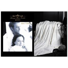 Coutures réversibles en couleur solide pour lits king size