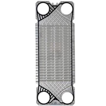 Placa de intercambiador de calor de agua Swep Gx64