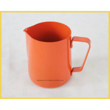 Acero inoxidable Latte Art Frothing Pitcher